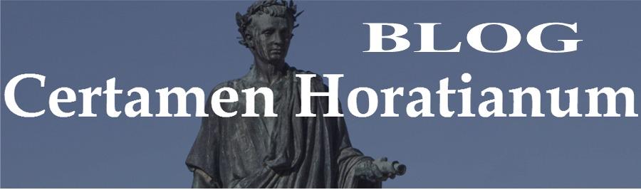 Certamen Horatianum Blog