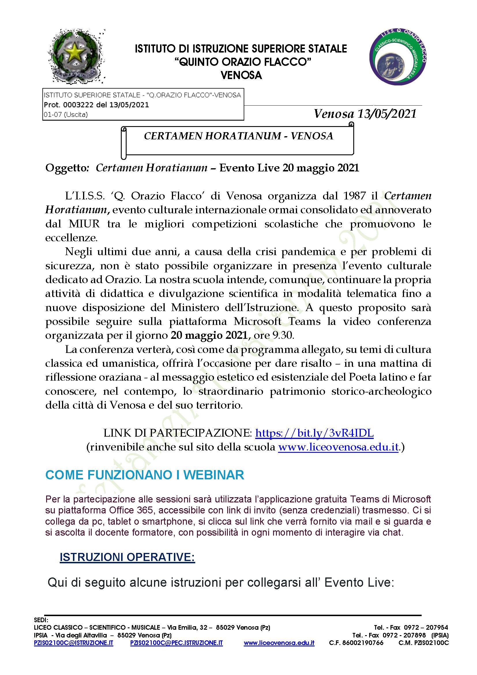 iNVITO CERTAMEN PAGINA 1